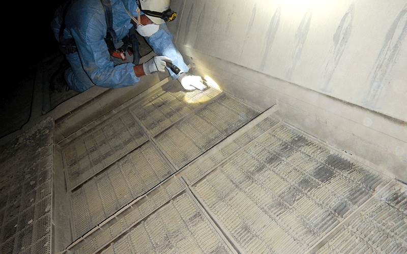 ENGIE Laborelec Catalyst Cleaning