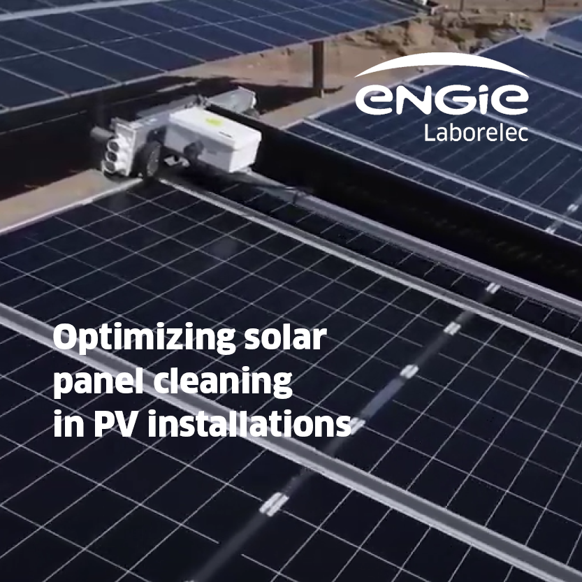 Optimizing Solar Panel Cleaning PV Installations