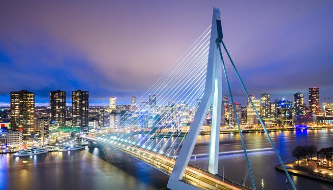 Rotterdam Bridge. Branche Manager The Netherlands