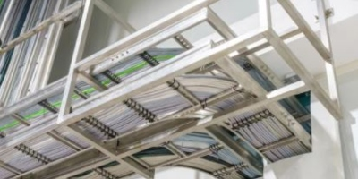 ENGIE Laborelec Cables In Cable Tray